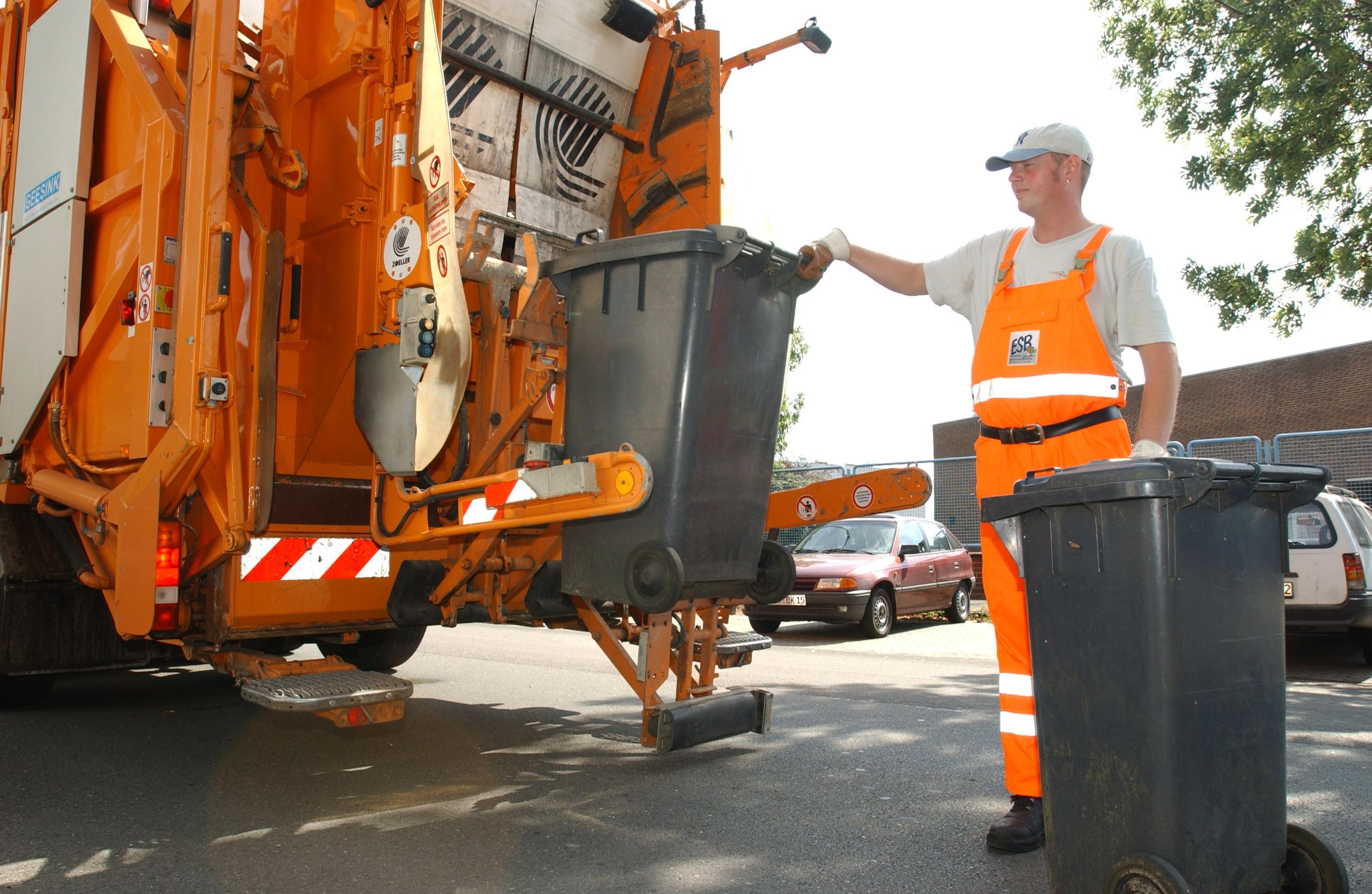 Müllabfuhr Münster