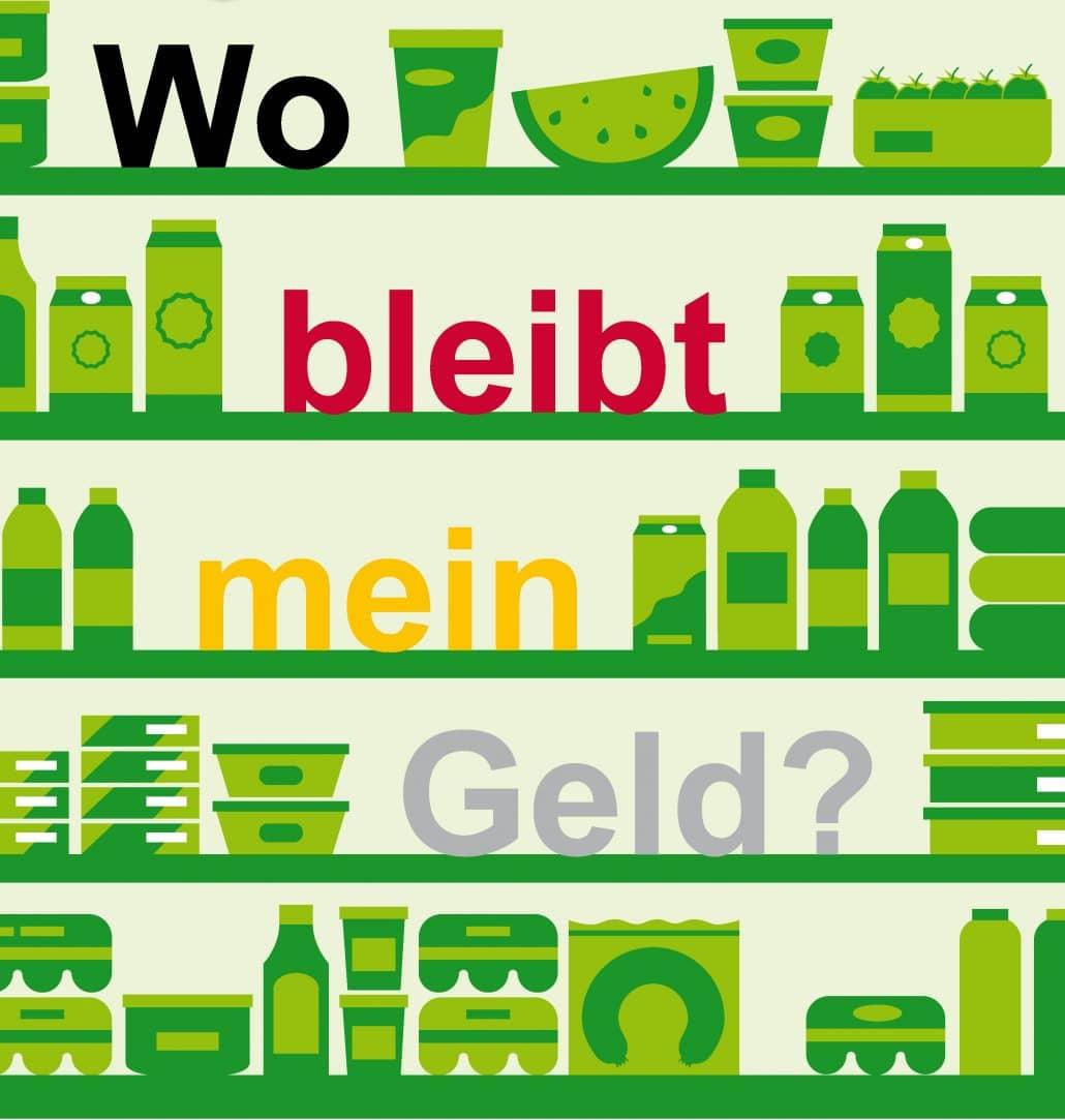 """Einkommens- und Verbrauchsstichprobe 2018 """"Wo bleibt mein Geld?"""":"""